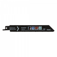 Lama Reca Serie Nera - Special Line Granulat