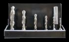 Assortimento di punte a maschiare con attacco BIT ¼'' - da M3 a M10