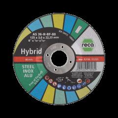 Disco da sbavo Reca Hybrid