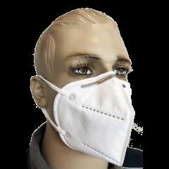 Mascherina filtrante FFP2NR a sei strati