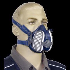 Semimaschera con filtri antiodore P3