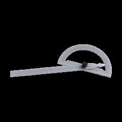 Goniometro semplice in acciaio cromato