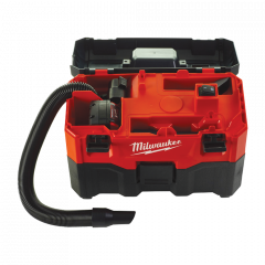 Aspiratore e soffiatore a secco e umido Milwaukee M18 VC2