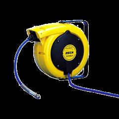 Avvolgitore automatico per tubo aria e acqua