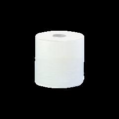 Carta igienica fascettata in pura cellulosa - minipack da 4 rotoli