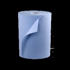 Carta cellulosa blu 3 veli - conf. 2 rotoli