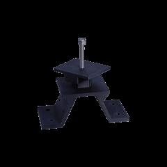 Staffa di fissaggio per pannelli fotovoltaici