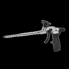 Pistola in metallo per schiuma poliuretanica