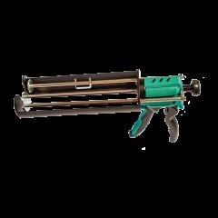 Pistola professionale per ancorante bicomponente da 470 ml.