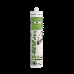 Silicone neutro trasparente high quality S-Grip Ultra per serramenti