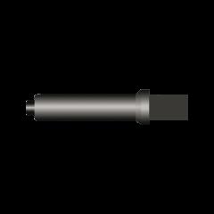 Punzone di ricambio 90° verticale M10