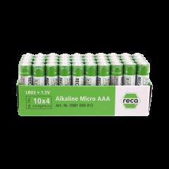 Batteria alkalina 1.5V AAA