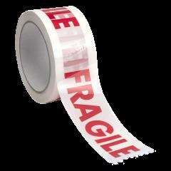 """Nastro adesivo per imballaggio con scritta """"fragile"""""""