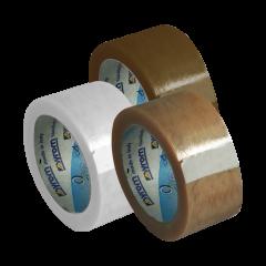 Nastro adesivo da imballaggio con supporto in PVC
