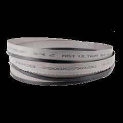 Sega a nastro M51 Ultra per acciaio Inox